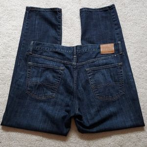 Lucky Brand 221 dark wash jeans